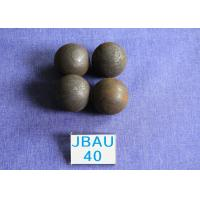 Wholesale Mines D40mm / 50mm  Hot Rolling Steel Balls Surface hardness  62-64hrc  Grinding Media from china suppliers