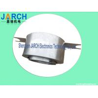 Wholesale Awg16 Lead Wire Big Through Bore Slip Ring Assembly  2 ~ 24 Conductors For Display Equipment from china suppliers