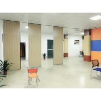 Wholesale Aluminium Alloy Melamine Surface Soundproof Movable Wall Dividers 65 mm Thickness from china suppliers
