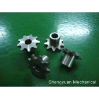Quality Stainless Steel Hardware Precision Gears 9 Tooth Sprocket for #25 Chain for sale
