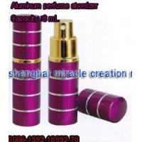 Buy cheap Aluminum Scent Bottle,Cream Jar Spray,Aluminum Perfume Atomizer from wholesalers