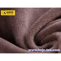 Wholesale Polyester jacquard weave short pile micro velvet for upholstery, sofa and apparel from china suppliers
