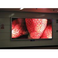 Wholesale 2.5mm Indoor led panel display / lightweight led Screen with 160*160mm Module from china suppliers