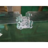 Wholesale 3000 * 5000mm clear custom heat strengthened glass for High wind load areas from china suppliers