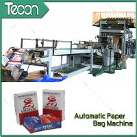 Wholesale High Technology Four- Color Printing Kraft Paper Bag Making Machine from china suppliers