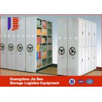 Wholesale Office Heavy Duty 6 Layer Drawer Steel File Shelving Systems Powder Coated from china suppliers