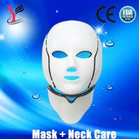 Wholesale LED Face care mack neck care wrinkle removal led pdt beauty mask from china suppliers