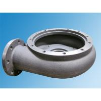 Wholesale Iron casting parts centrifugal pump housing ductile / gray iron casting from china suppliers