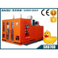 Wholesale Double Station Kid Toy Blow Molding Equipment 6000 Pcs Daily Output SRB70D-1 from china suppliers