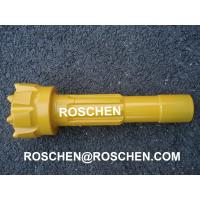 Wholesale DTH Drilling Pneumatic Rock QL Shank Button Bit 140mm For High Abrasive Rock Drilling from china suppliers
