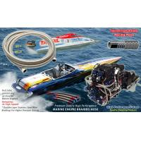 Buy cheap High Performance Braided Hose For Marine Engines,  boat racing hose from wholesalers