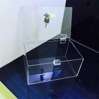 Quality Transparent acrylic box acrylic candy box and gift box for sale