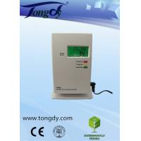 Wholesale High accuracy Carbon Monoxide Detector and Controller with temp & humidity from china suppliers