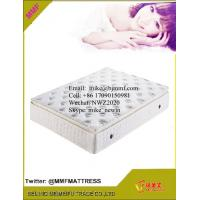 Wholesale bedroom furniture comfortable pillow top pocket spring mattress from china suppliers
