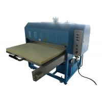 Quality Hand Operated T Shirt Printing Press Machine With Hydraulic Double Station for sale