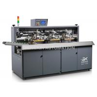Wholesale Three Color Automatic Screen Printing Press For Beverage / Wine / Liqour Bottle from china suppliers