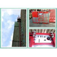 Wholesale 2 Ton Capacity Construction Material Hoist / Safety Material Lift Elevator from china suppliers