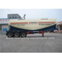 Wholesale 50CBM powder material bulk cement semi trailer with other volume optional from china suppliers