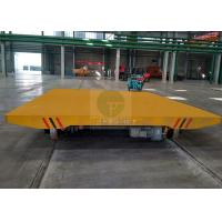 Wholesale 40 t low voltage power DC motor variable speed cargo transfer cart on-rail from china suppliers