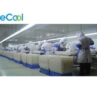 Meat Processing Industrial Cold Storage Freezer For Finished Product Low Temperature Storage