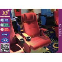 Wholesale Foldable Pu Foam Inner Movie Theater Seats Fabric Upholstery Chairs For Imax from china suppliers
