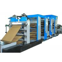 Wholesale Energy Saving Cement Paper Bag Making Machine Flexo Printing High Output from china suppliers