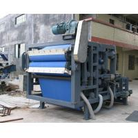 Wholesale Low Noise Belt Filter Press , Industry Automatic Pressure Filter from china suppliers