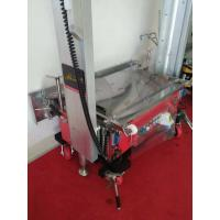 China automatic BK-8A Manufacturer Wall Cement Mortar Spray Plaster Paint Machine on sale