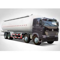 Wholesale A7 Bulk Cement Transport Trucks 371HP 12 Wheels LHD 36-45CBM ZZ1317N4667N1 from china suppliers