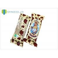 Wholesale Customized Glossy Finished Snack Food Packaging Bags For Milk Chocolate Sugar from china suppliers