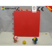Wholesale Wear Resistant Portable Volleyball Flooring, Outdoor Sports Surface Athletic Floor Mats from china suppliers