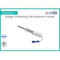 Wholesale IEC Test Equipment Rigid Finger Probe With EC61032 Figure 7 Device 11 from china suppliers