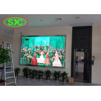 Wholesale full color p4 smd die-cast aluminum tv led display wall mouted inside building from china suppliers