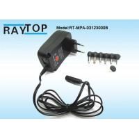 Wholesale Usb 5v 1a Universal Ac / Dc 3- 12v Power Adapter 2500ma Short Circuit Protection from china suppliers