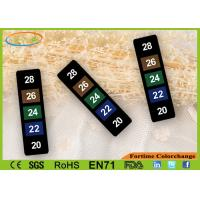 Wholesale Handy Temperature Room Thermometer Sticker , Adhesive Thermometer Strips from china suppliers
