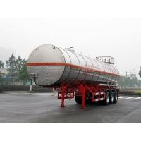Wholesale Stainless Steel Gas Tanker Truck Trailer from china suppliers