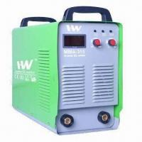 Buy cheap DC 315A welding machine with IGBT, arc force, suitable for long distance work from wholesalers