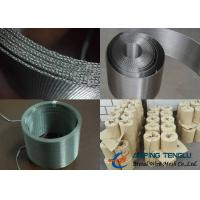 Buy cheap Stainless Steel Plain Dutch Weave Wire Mesh, With Standard AISI/ DIN/ SUS from wholesalers