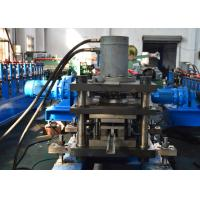 Wholesale C Shaped Steel Strut Channel Roll Forming Machine With 10 - 12 m/Min Working Speed from china suppliers