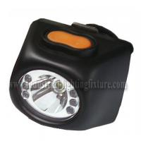 Wholesale Explosion Proof 120Lm LED Miners Cap Lamp KL4.5LM ATEX With Digital Screen from china suppliers