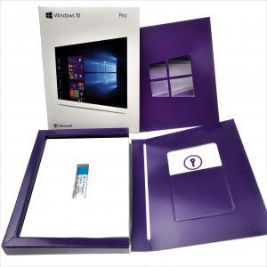 Wholesale Enterprise Software License Key / Windows 10 Home COA Sticker USB 64 32 Bit from china suppliers