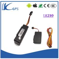 Wholesale High qualityTracker Motorcycle Device Support Movement Alert And Power Off Alert ,Realtime GPS Tracking Devi Black LK210 from china suppliers