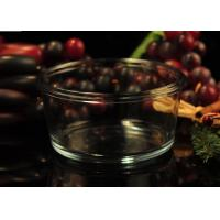 Buy cheap Food Borosilicate Glass Bowl , Tempered Glass Bowls Heat Resistant from wholesalers