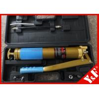 Wholesale Heavy Duty Hand Operated Grease Gun with Aluminum Alloy Die Cast Head Cap from china suppliers