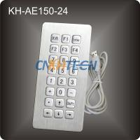 Wholesale Industrial Metallic input Keypad from china suppliers