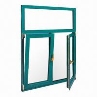 Quality Tilt/Turn Window with Aluminum/Wood/PVC Material/Strong Practicability/Perfect Performance for sale