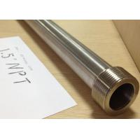 Wholesale 25 Microns Slotted Industrial Screens Limited Maintenance For Candle Cartridges Filtration from china suppliers