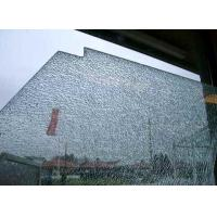 Wholesale Cracked Ice Decorative Laminated Glass Panels With Nano Coating from china suppliers