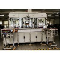 Wholesale Automatic Transfer 7 Daylights PC / PET / Pvc Card Lamination Machine 26KW 380V from china suppliers