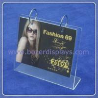 Wholesale Acrylic Calendar Stand/Custom Acrylic Calendar from china suppliers